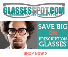 glasses ad